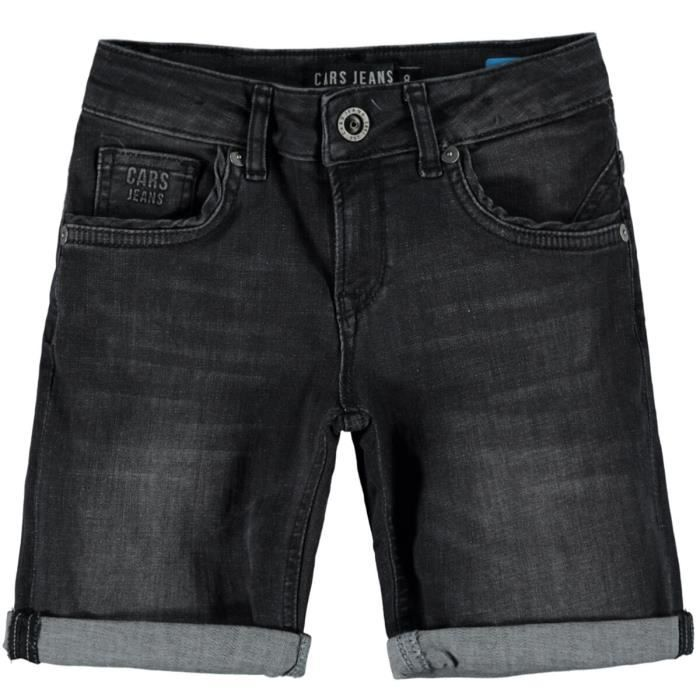 Cars Jeans Garçon court-pantalon en couleur Noir - Taille 104