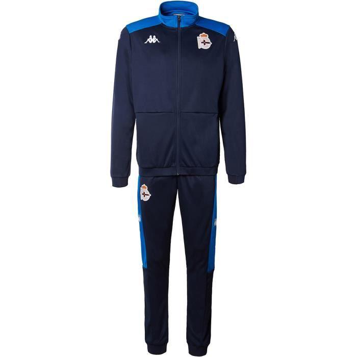 Kappa - Survêtement Arufore RCD La Coruña Homme Bleu
