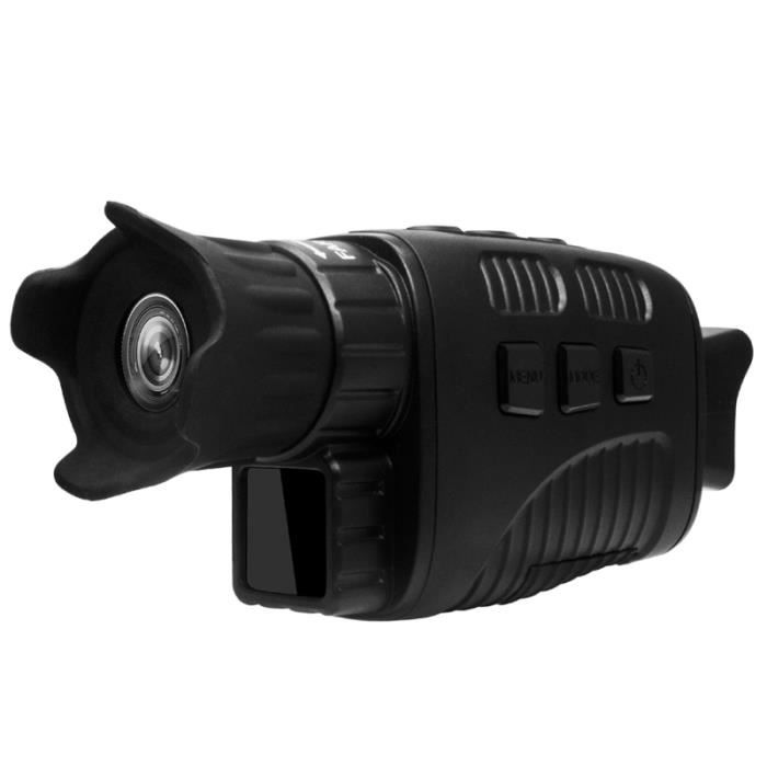 Enregistreur vidéo de vision nocturne Caméra de chasse sans fil infrarouge KIT CAMERA DE SURVEILLANCE - PACK VIDEOSURVEILLANCE