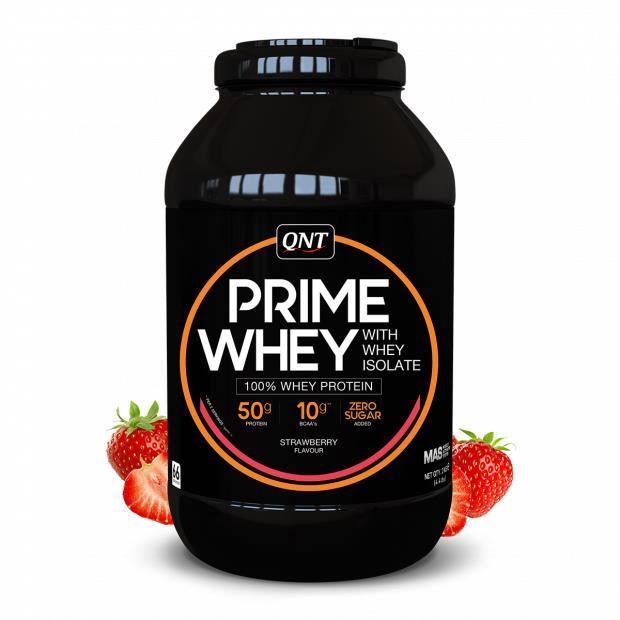 PRIME WHEY Fraise 2 kg