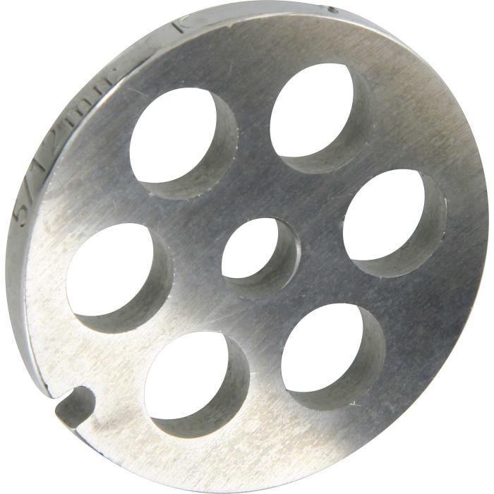 Grille inox Reber Pour hachoir électrique ou m...
