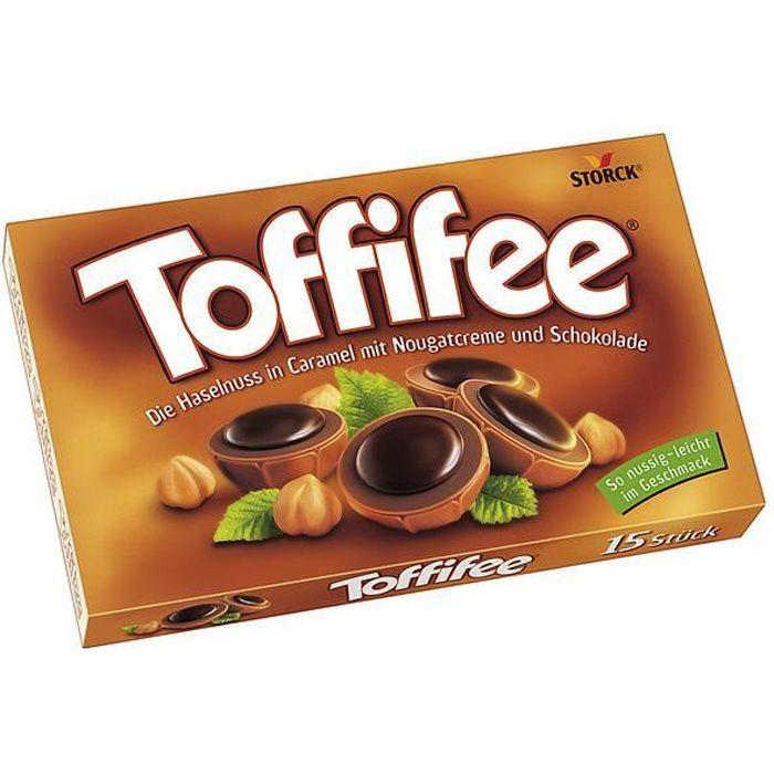 Storck Toffifee chocolat praliné 125g