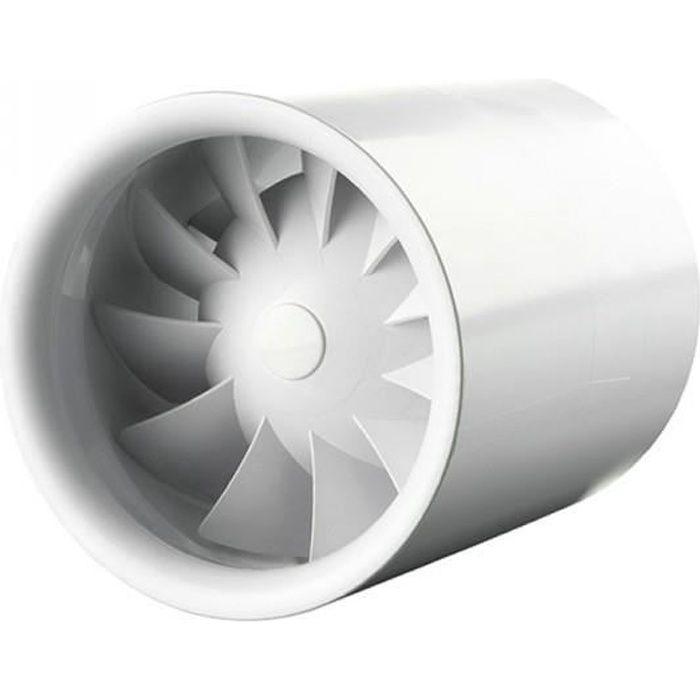 Winflex - Extracteur Quietline Ø150mm 285-375m3/h