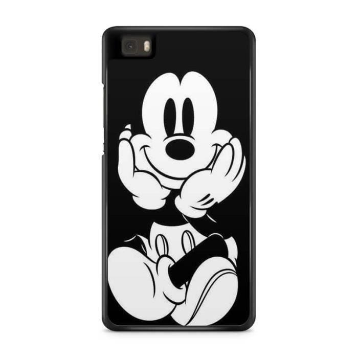 Coque Huawei P9 LITE Mickey love infiny Disney dream fuck vintage ...