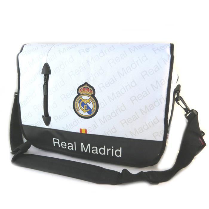 34 cm Blanc Real Madrid 2018 Housse Chaussure Blanco