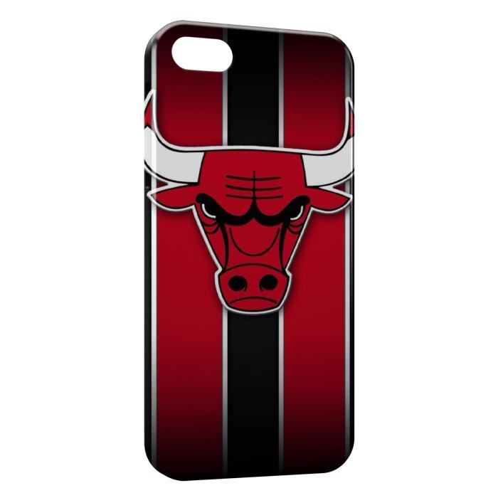 coque iphone 5 5s basketball chicago bulls 3