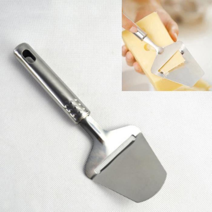 Rabot à fromage réglable épaisseur crée épais /& tranches minces en acier inoxydable