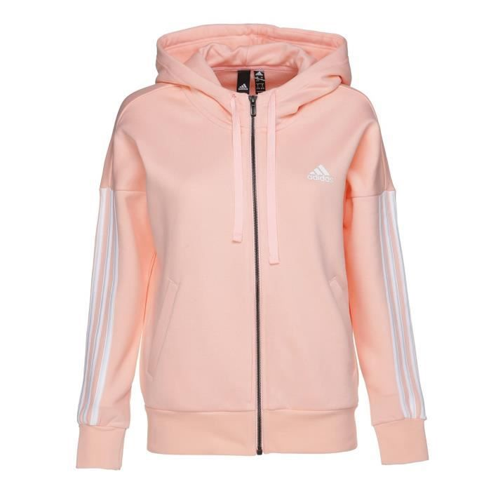 sweat adidas femmes rose