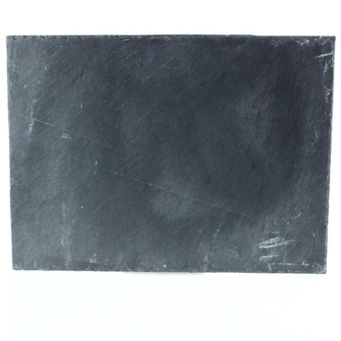 Plateau de Présentation Ardoise 40 x 28 cmplateau ardoise