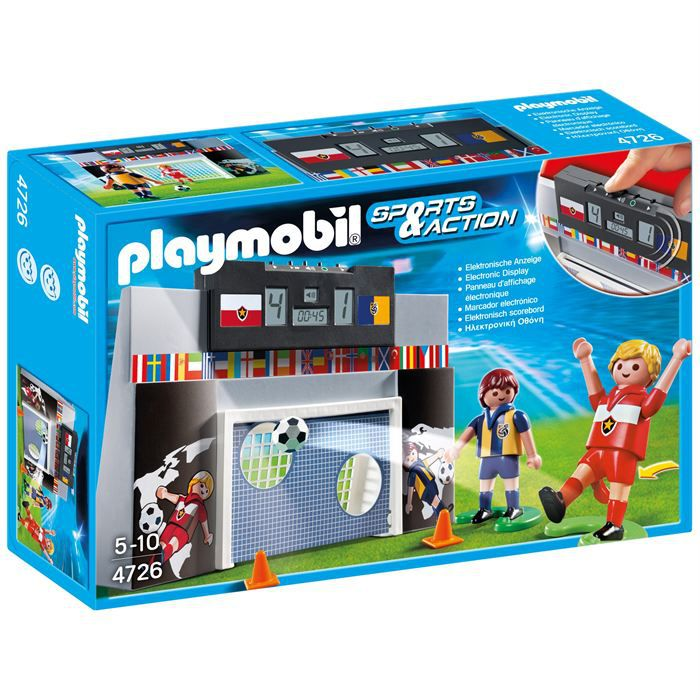 juniors r playmobil foot