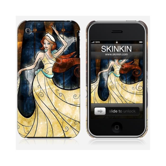 Coque iPhone 3 Design Anastasia - Cdiscount Téléphonie