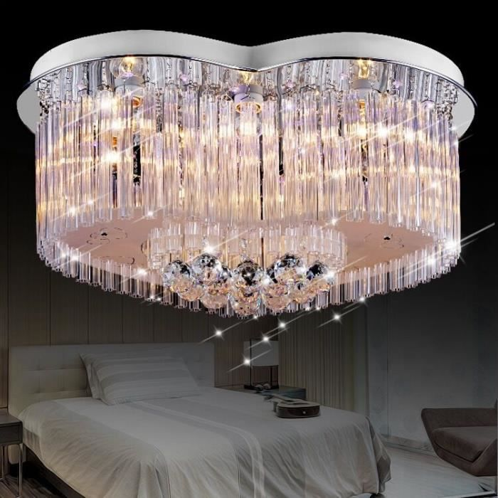 lampes d 39 clairage de la lampe de chambre cr ative lampe de salon de la lampe led de plafond. Black Bedroom Furniture Sets. Home Design Ideas