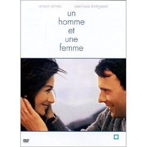 dvd un homme et une femme en dvd film pas cher anouk aim e antoine sire jean louis trintignant. Black Bedroom Furniture Sets. Home Design Ideas
