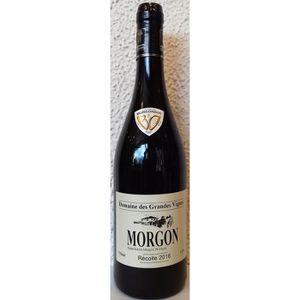 VIN ROUGE AOP Morgon 2017 - Domaine des Grandes Vignes - vin