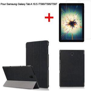HOUSSE TABLETTE TACTILE Tablette Coque Pour Samsung Galaxy Tab A 10.5 T590