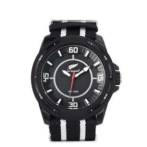 bracelet montre homme all blacks achat vente pas cher cdiscount. Black Bedroom Furniture Sets. Home Design Ideas