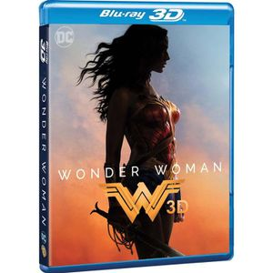 BLU-RAY FILM DVD Italien importé, titre original: wonder woman