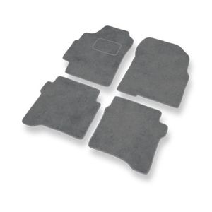 02 /> Perfect Fit Black Carpet Car Mats for Nissan Primera