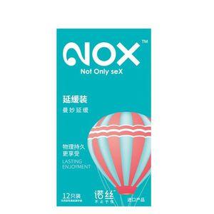 GAINE 12 préservatifs en caoutchouc naturel GAINE DE PEN