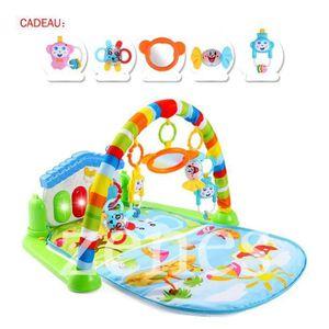 TAPIS ÉVEIL - AIRE BÉBÉ ss-33-3 en 1 bébé Piano Tapis de jeu d'activités M