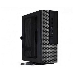 BOITIER PC  Boîtier Demi Tour Mini ITX CoolBox CAJCOOIT05 Noir