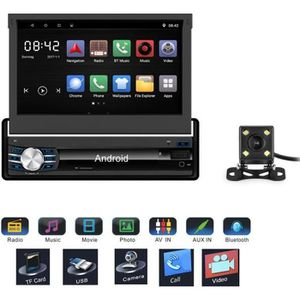 autoradio gps avec camera de recul achat vente autoradio gps avec camera de recul pas cher. Black Bedroom Furniture Sets. Home Design Ideas