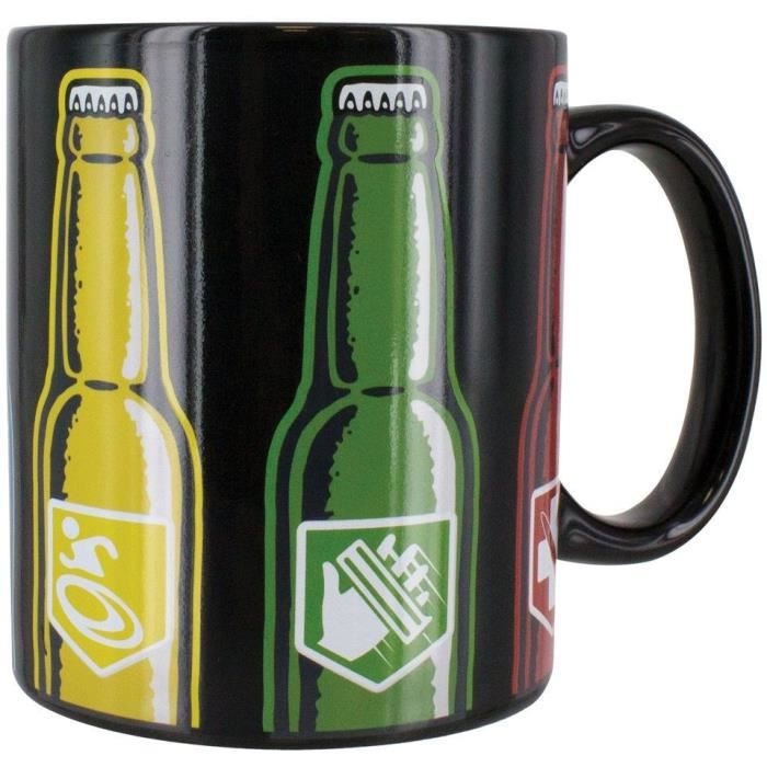 Mug thermoréactif Call of Duty: Pack de 6