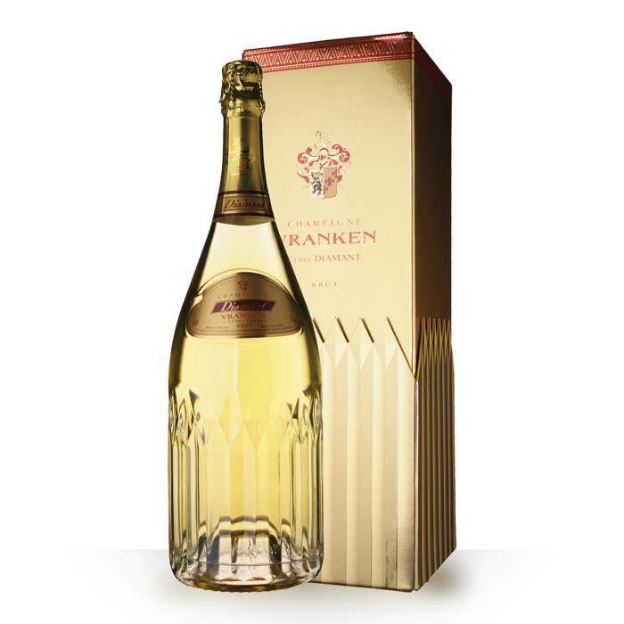 Vranken Diamant Brut 150cl Magnum - Etui - Champagne