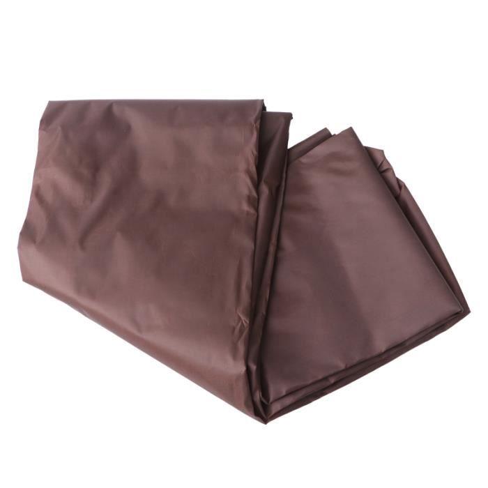 1pc couvercle imperméable cuir Table de table couverture de protection vehicule - bache vehicule confort conducteur passager