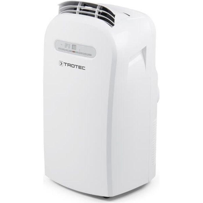 TROTEC Climatiseur local, climatiseur monobloc PAC 3500, 3,5 kW