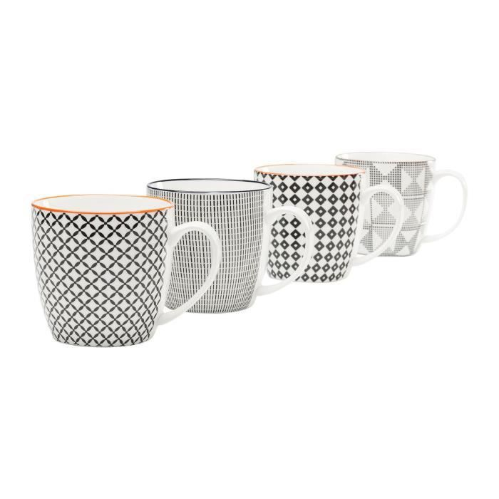 BOL Mugs Art Cuisine set de 4 Kare Design