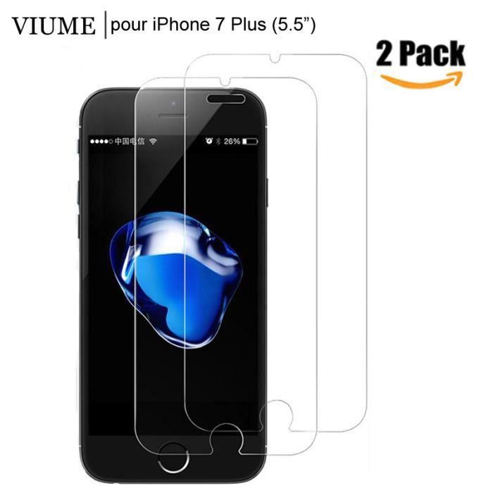 Protecteur d/écran en Verre tremp/é pour Apple iPhone XR, 2 Pi/èces sans Bulles G/én/érique Verre Tremp/é iPhone XR LAFCH Film Protection /écran 9H La Duret/é Anti-Rayures