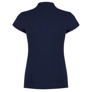 Tommy Hilfiger Hilfiger Denim Thdw Stripe Bn Knit S s 21, T shirt Femme 1O1GIB Taille 40