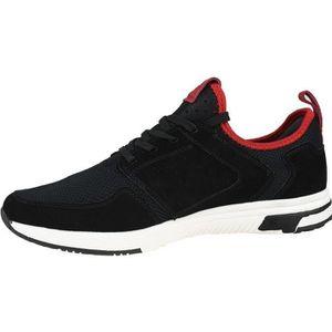 Nouveau *** TOP Messieurs-Sneaker Taille 41 *** Nouveau *** Bugatti *** Noir-Combiné