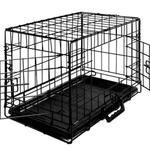 cage chien achat vente cage chien pas cher cdiscount. Black Bedroom Furniture Sets. Home Design Ideas