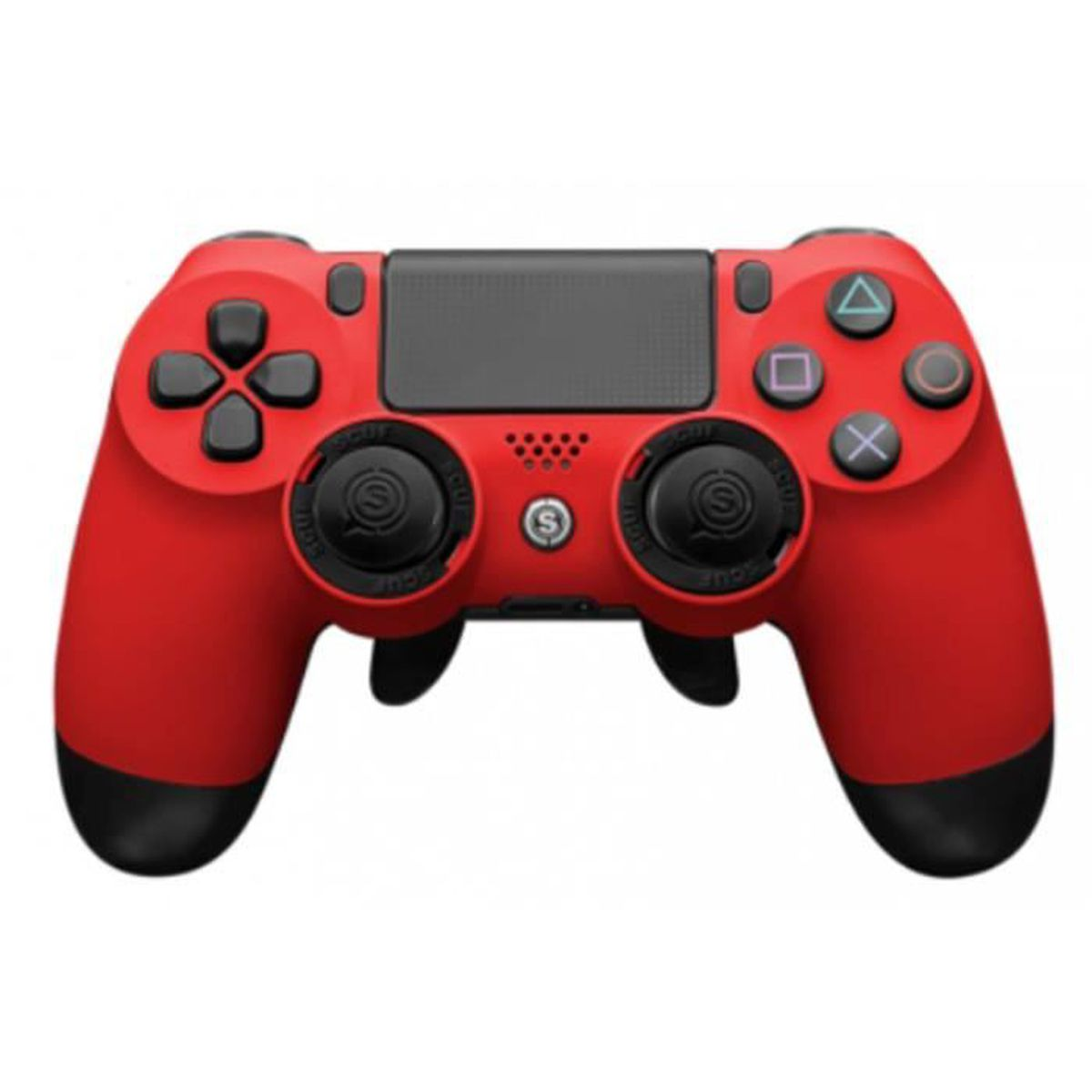 ps4 manette scuf infinity red achat accessoires
