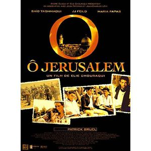 DVD FILM DVD O jerusalem