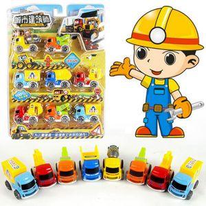 VOITURE - CAMION Simulation de série de mini enfants de camion