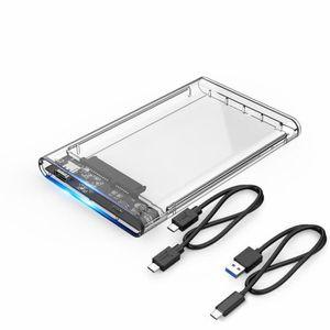 DISQUE DUR SSD ORICO Boîtier de Disque Dur USB 3.1 Gen 2 SuperSpe