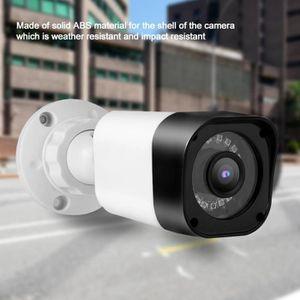 CAMÉRA DE SURVEILLANCE TVI / AHD / CVI / CVBS IP66 Caméra bullet sécurité
