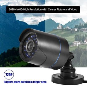 CAMÉRA DE SURVEILLANCE 720P Vision nocturne IP66 caméra surveillance IR s