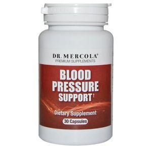 STRUCTURE DE LIT Support de tension artérielle (30 Capsules) - Dr M