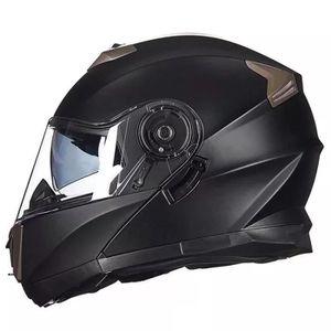 ACCESSOIRE CASQUE Casque de moto anti-buée et anti-buée double lenti