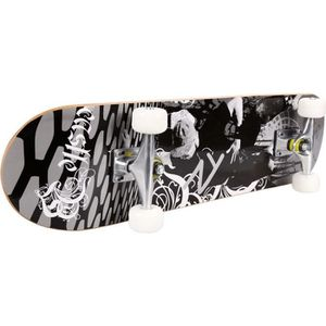 SKATEBOARD - LONGBOARD ANCHEER Skateboard érable Deck complet - Adulte En