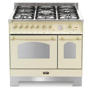 PLAQUE MIXTE LOFRA RBID96MFTE-CI 90X60 Ivoire cuisinière AVEC S