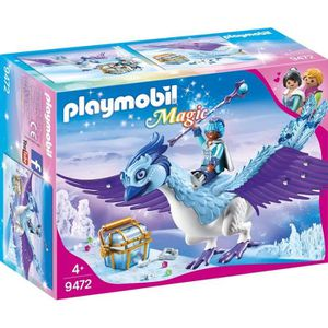 UNIVERS MINIATURE PLAYMOBIL 9472 - Magic Le palais de Cristal - Gard