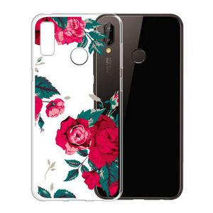 coque huawei p20 lite rouge
