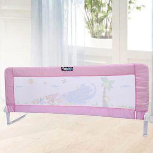 BARRIÈRE DE LIT BÉBÉ Barrière de lit pour enfant 1.5M Protection de séc