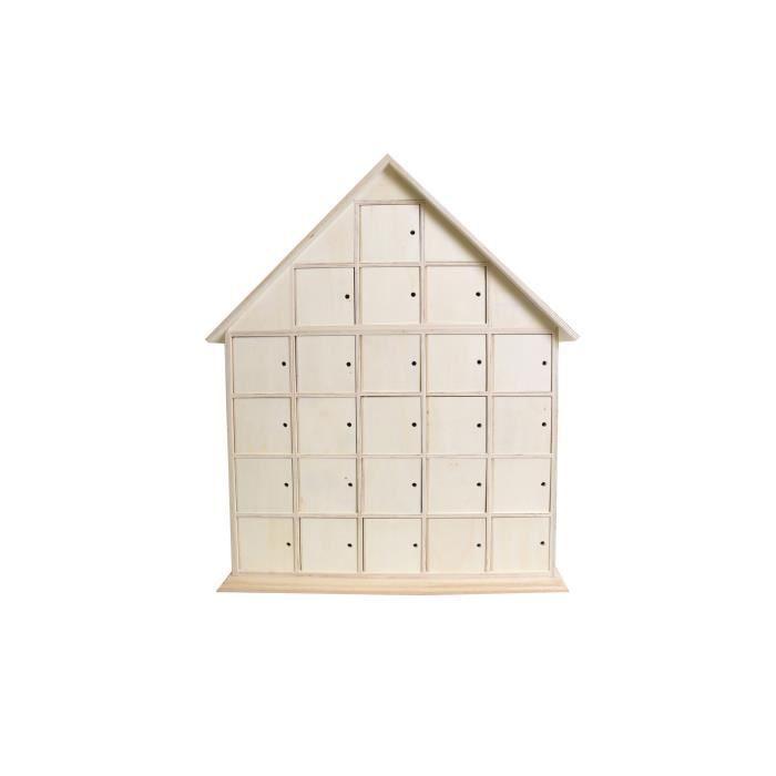 ARTEMIO Calendrier de l'Avent Maison