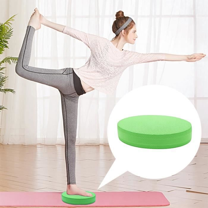 Yoga Mat équilibre Stabilité Fitness Training Exercice Exercice stable Coussin @sun861